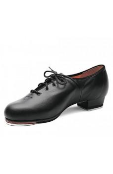 Jazz Tap Oxford, pantofi de step pentru copii