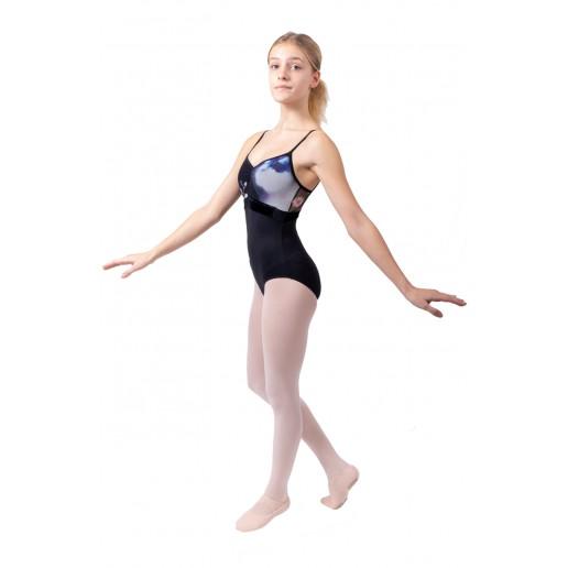 Guilaine, costum de balet cu bretele