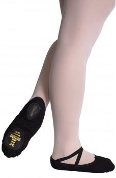 Sansha Silhouette 3C, flexibili de dans pentru femei