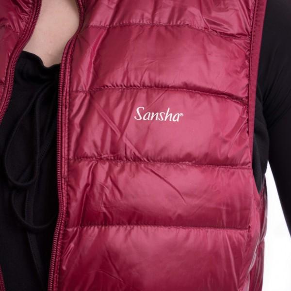 Sansha vestă încălzire pentru femei
