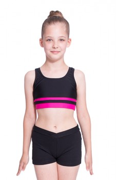 Capezio Stick The Landing Bra Top, sutien sportiv