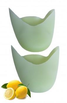 Inserții cu parfum de lămâie în poante