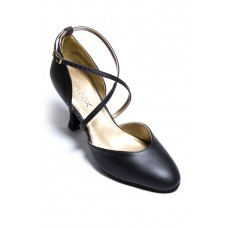 Capezio X-Strap Pump, pantofi de societate