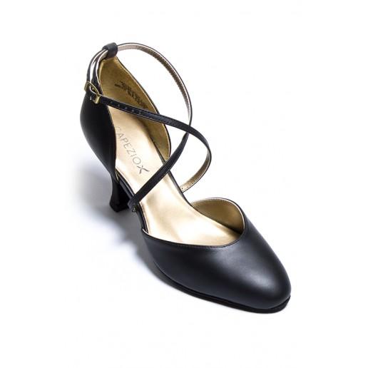 Capezio X-Strap Pump, pantofi de dans