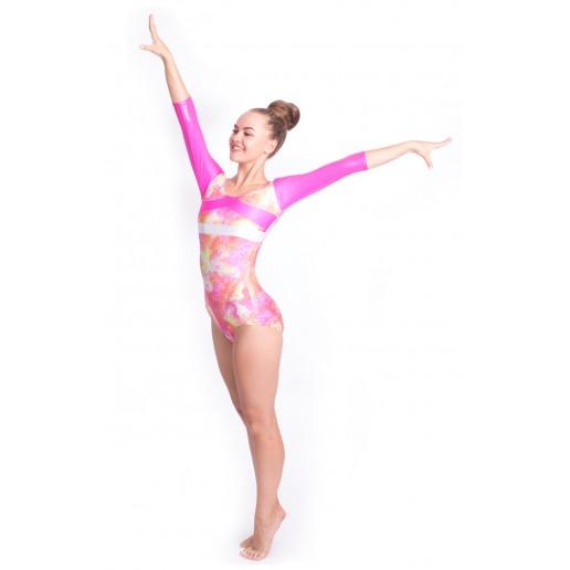 Capezio Gymnastics Arch Back,dres de gimnastică