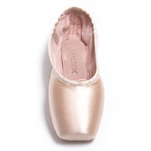 Capezio Ava, poante balet pentru studenţi, talpă tare