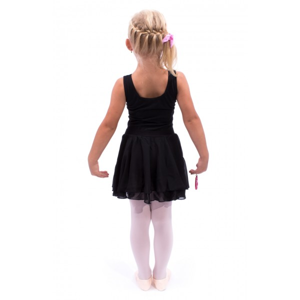 Sansha Kristie, fustă de balet cu două straturi