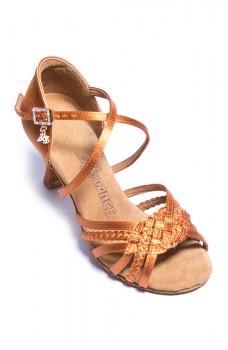 BD Dance, pantofi de dans latin impletiti 2360