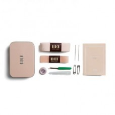 Bloch poin shoe ribbon kit, set de cusut cu benzi elastice