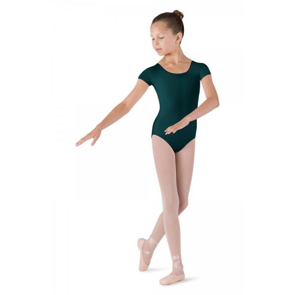 Bloch Dujour, costum de balet cu mâneca scurtă