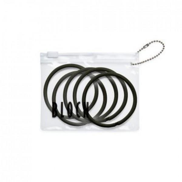 Bloch Hair Elastics, elastic pentru păr