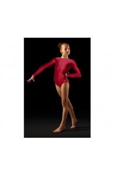 Bloch Leo Velvet, costum de gimnastică pentru femei