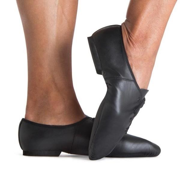 Bloch Ultraflex Suede split sole, pantofi de jazz