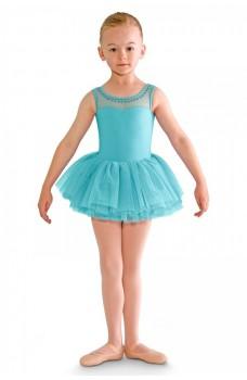 Bloch Blondelle, costum de balet cu fusta tutu pentru copii