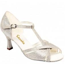 Sansha Tina BR30008GL, pantofi pentru dans de societate