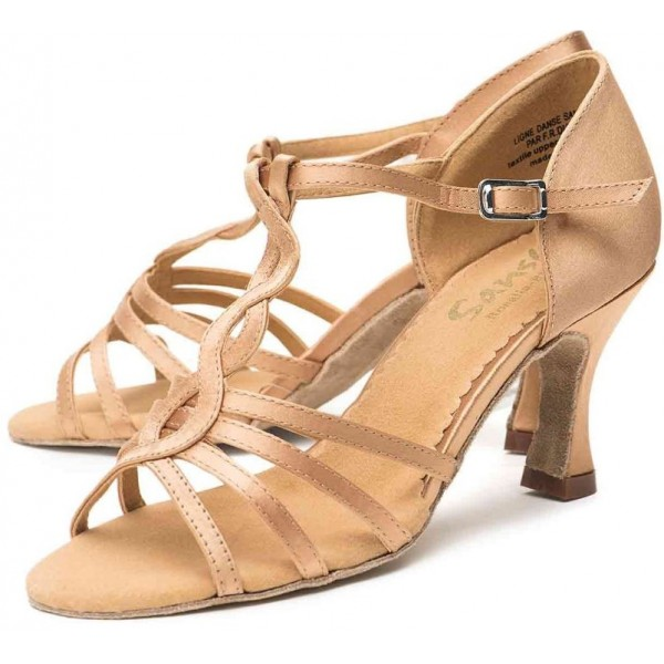 Sansha Rosalia BR31035S, pantofi de dans sportiv