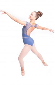 Capezio Cap Sleeve Leotard, costum de balet