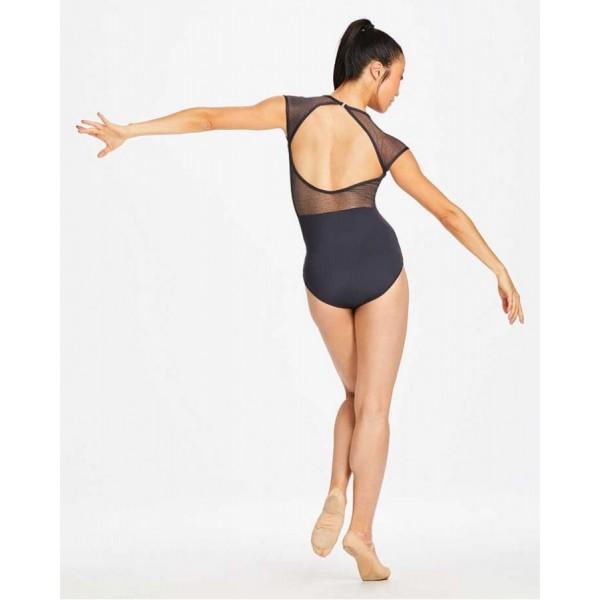 Capezio Raglan sleeve Leotard, costum de balet