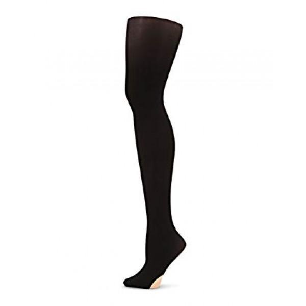 Capezio ultra soft transition tights 1816C, ciorapi convertibile pentru copii
