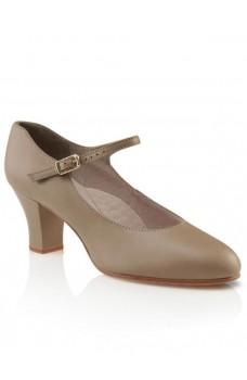 "Capezio Student Footlight 2"", pantofi de caracter"