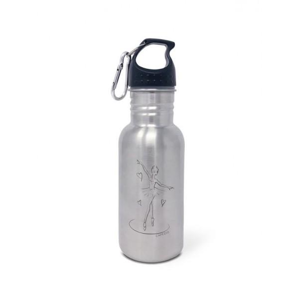 Capezio Balerina Water Bottle, sticla pentru apa