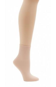 Capezio Ribbed sock, șosete