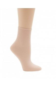 Capezio Ribbed sock, șosete pentru copii