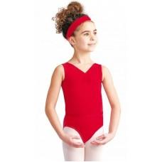 Capezio  CAD201C, costum de balet cu bretele late