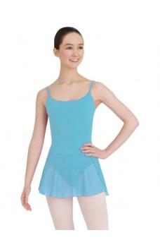 Capezio Camisole Dress, costum de balet cu fustă