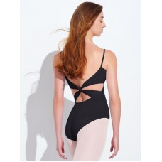 Capezio Camisole Leotard with twist back, costum de balet