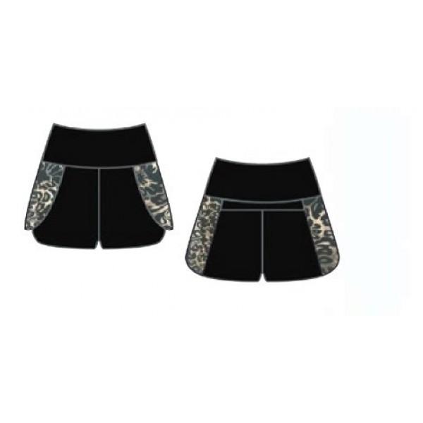 Capezio Damask Shorts, short de dama