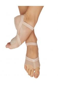 Capezio flexibili intregi cu sustinere a talpii si a boltii