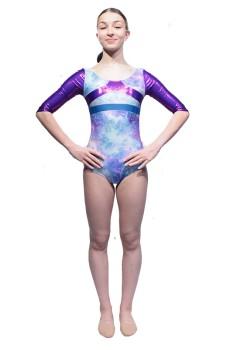 Capezio Gymnastics Arch Back, dres de gimnastică