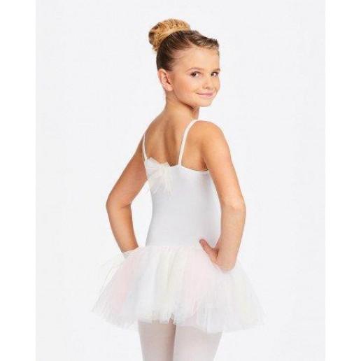 Capezio Parfait, costum de balet pentru copii cu fusta tutu