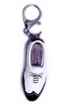 Capezio tap shoes, breloc