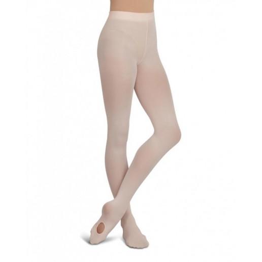 Capezio ultra soft self knit waistband, ciorapi convertibili