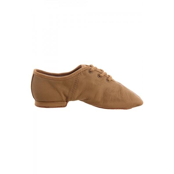 Sansha Carou-Split JS15L, pantofi de jazz pentru copii