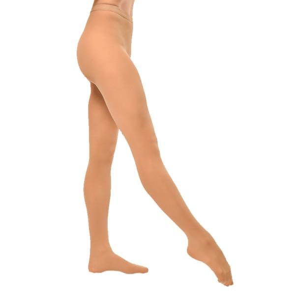 Dansez Vous E100, ciorapi de balet pentru copii cu picior întreg