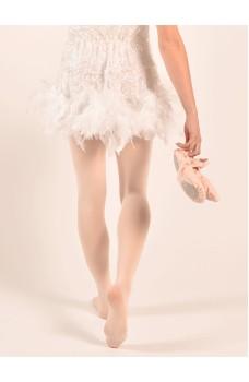 Dansez Vous E100, ciorapii de balet cu picior întreg