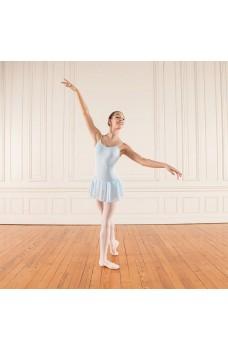 Dansez Vous Luna, costum de balet cu bretele subțiri și fustă