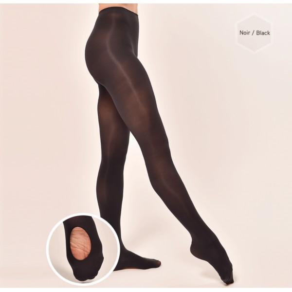 Dansez Vous E101, ciorapi de balet convertibile