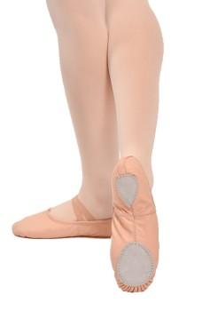 Dansez Vous Emy, flexibili din piele pentru copii