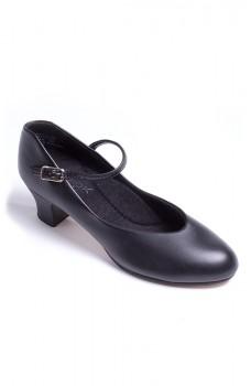 Capezio Jr Footlight 550B, pantofi de caracter