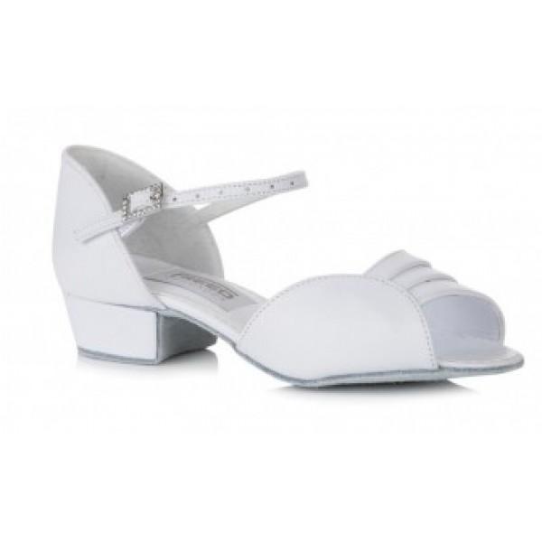 Freed of London Libby, pantofi de dans latino din piele pentru copii