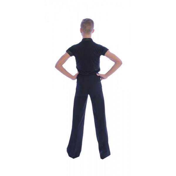 Pantaloni pentru baieti de societate Basic