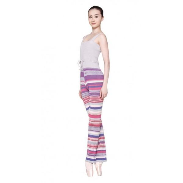 Sansha Finlay, salopetă multi-colorată