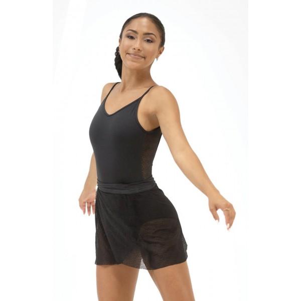 Capezio Lace Camisole Leotard, costum de balet