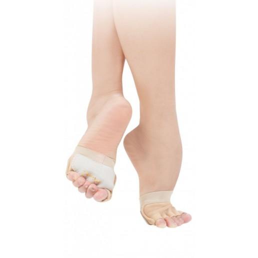 Sansha Graham, manuși de picior