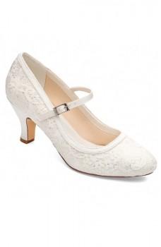 Megan, pantofi de nuntă