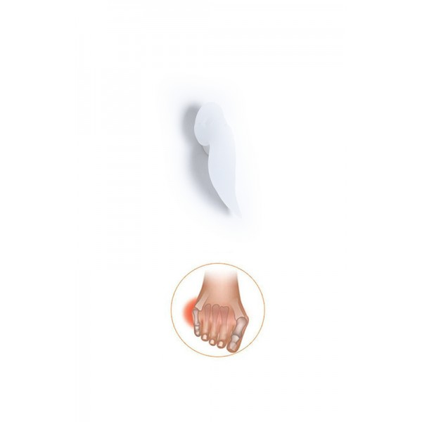 Despărţitor pentru degetul mic
